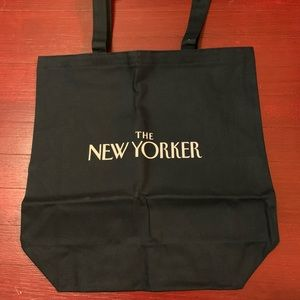 The New Yorker Tote - Brand New Blue Edition